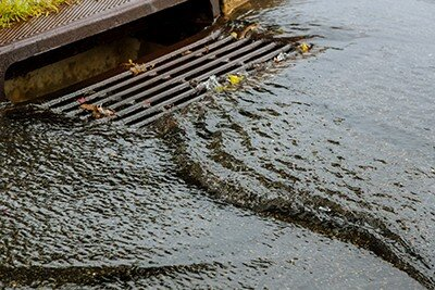 Stormwater could be a large source of microplastics and rubber fragments to  waterways