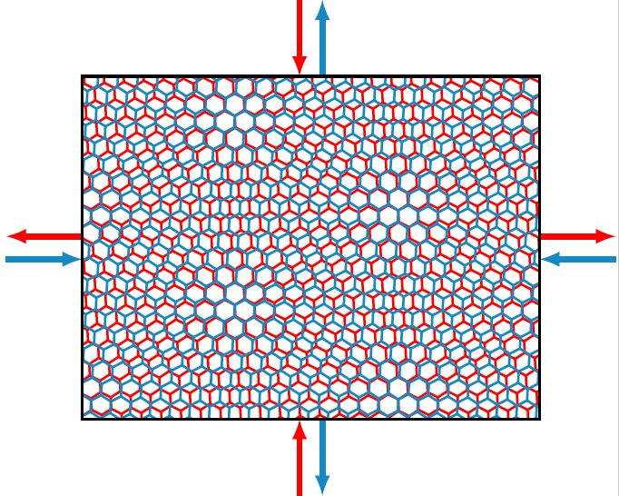 Research unveils strain-induced quantum part transitions in magic-angle graphene