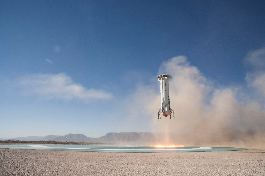 Blue Origin will fly first crew to space in July
