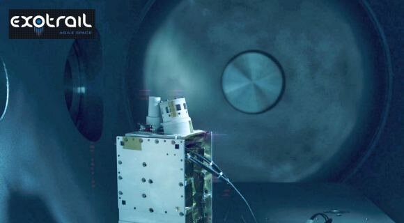 The first CubeSat with a Hall-effect thruster has gone to space