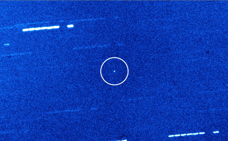 About 7 interstellar objects pass through the inner solar system every year, study estimates
