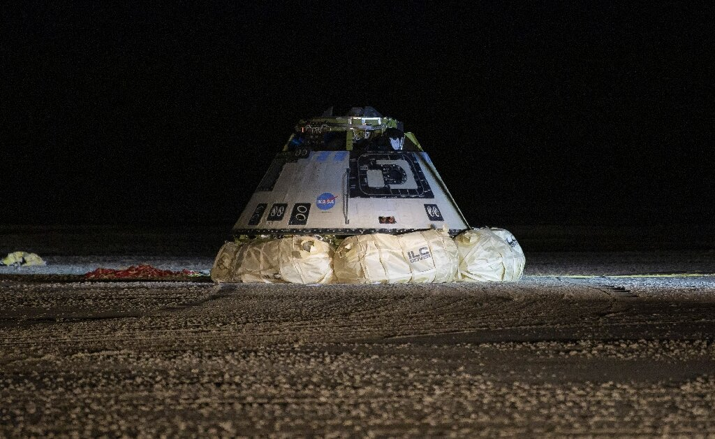 Boeing's troubled Starliner capsule now aiming for July launch