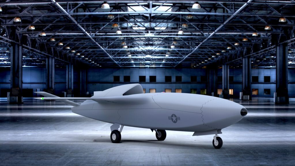 US Air Force autonomous drone Skyborg completes first flight