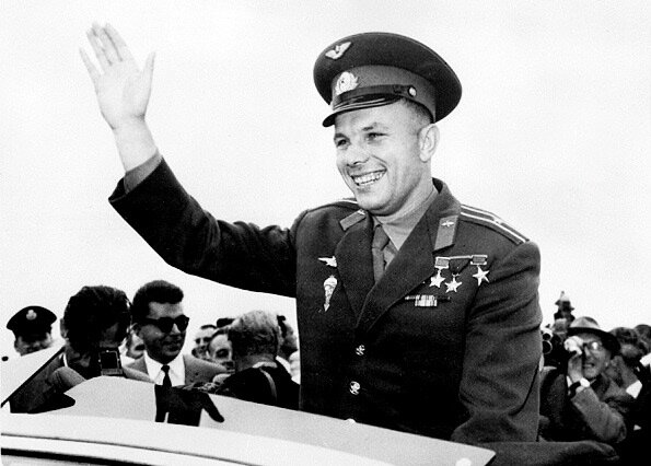 In Russia, the legend of cosmonaut Gagarin lives on