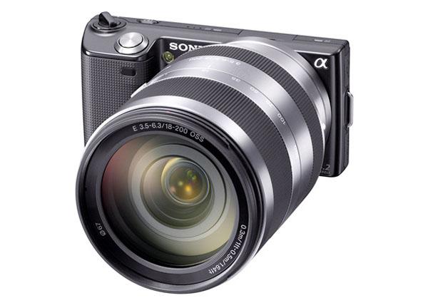 Sony Intros New Interchangeable Lens Digital Cameras