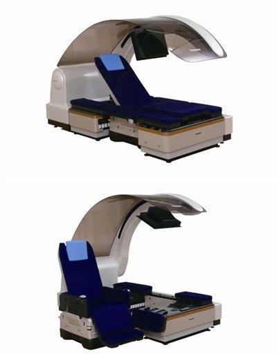 Panasonic Develops Bed That Turns Into Wheelchair