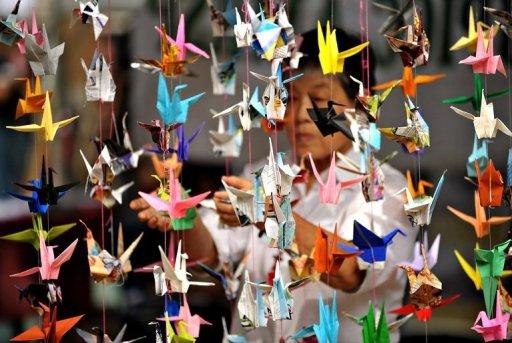 origami - modular - action origami - transforming star - tutorial ... | 343x512