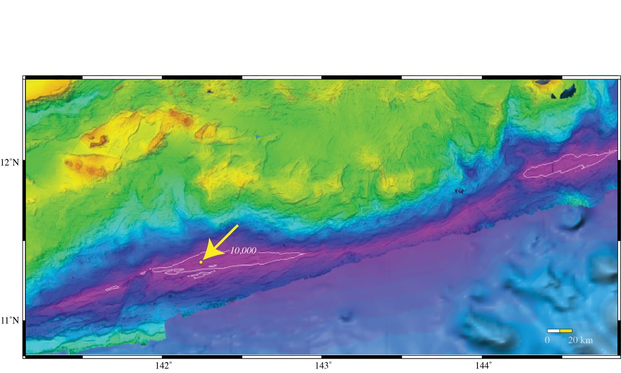 Picture of: Unh Ocean Scientists Shed New Light On Mariana Trench