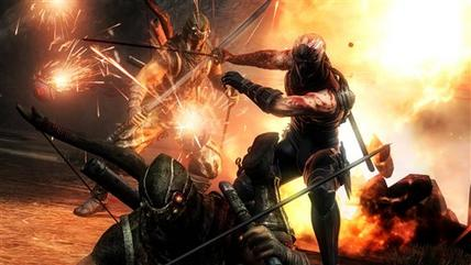 Game Review Ninja Gaiden 3 A Letdown For Fans