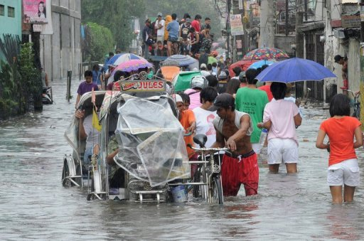 Philippines sets up climate change fund