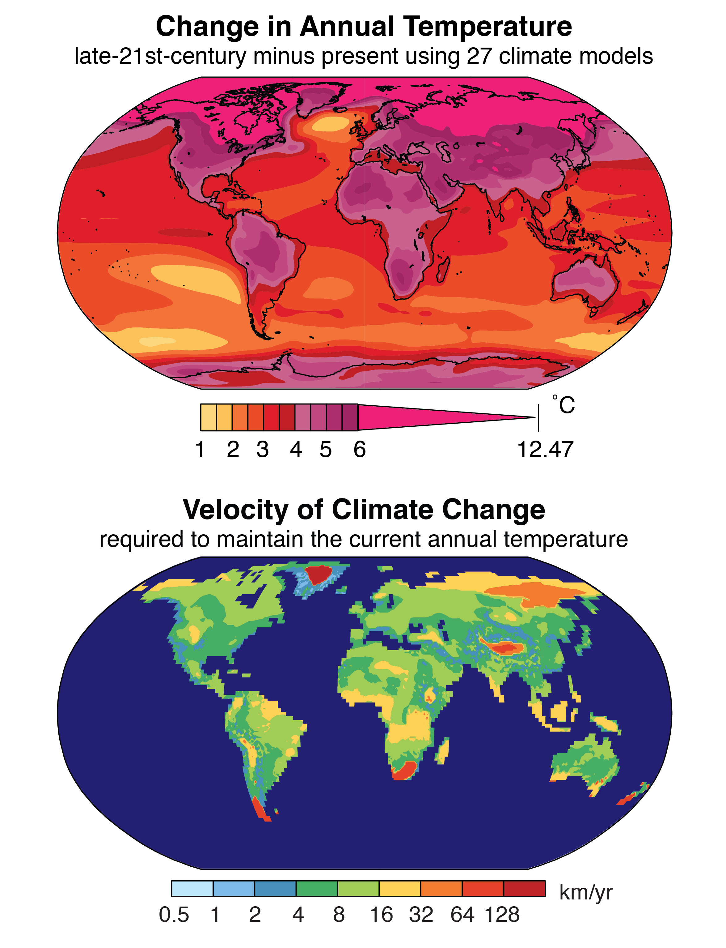 Climate change occurring 10 times faster than at any time in