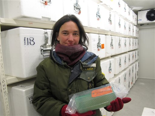 Antarctic Team Digs Deep To Predict Climate Future
