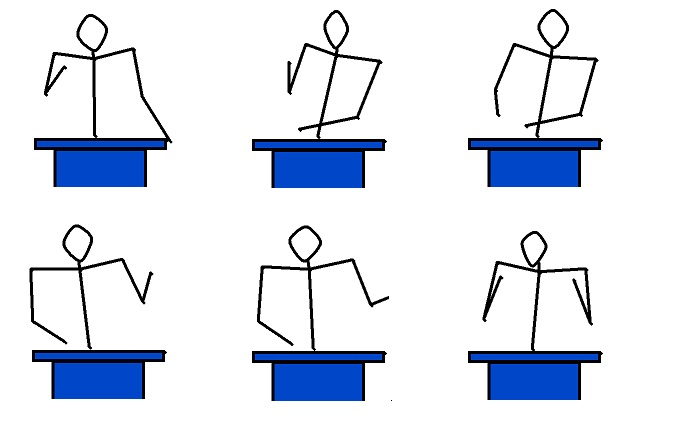 Going Through The Political Motions The Role Of Body Language In Opinion Formation