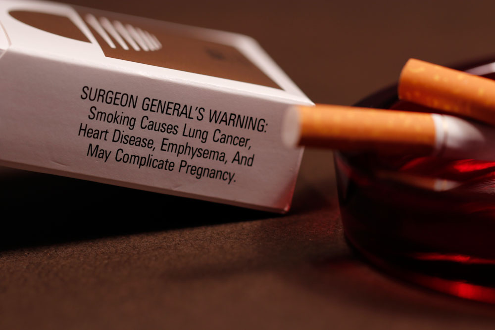 Expert opinions on smoking cigarettes e cigarette warning signs