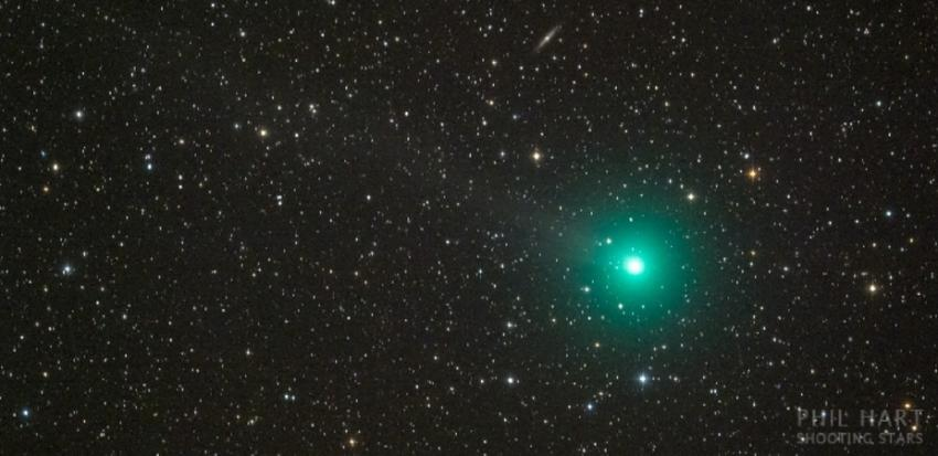 Christmas Comet.A Christmas Comet To Be Seen From Dark Skies