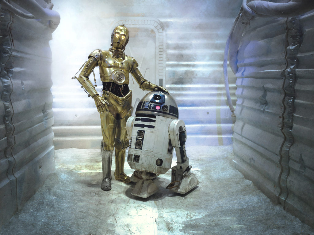 How Long Until We Can Build R2 D2 And C 3po