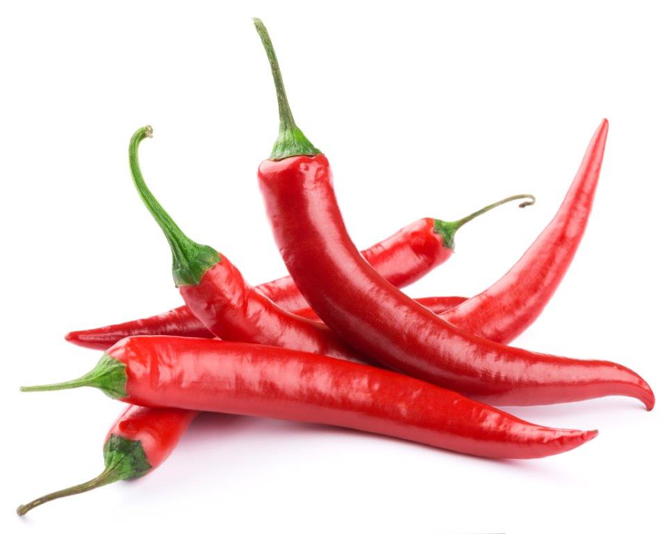 Researchers uncover pain-relief secrets in hot chili peppers