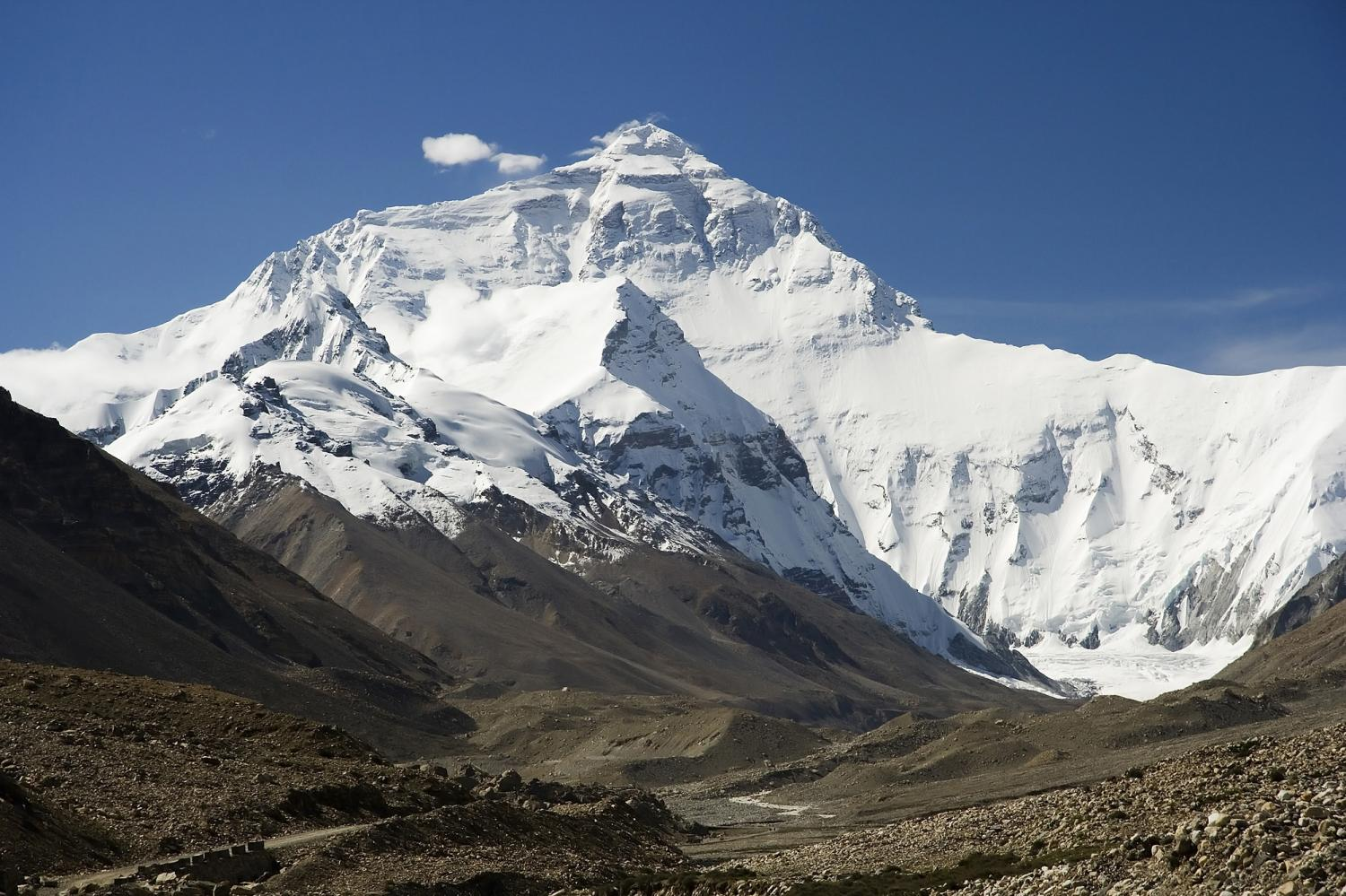 Simulations show thousands of lakes in Himalaya Mountains at risk of  flooding due to global warming