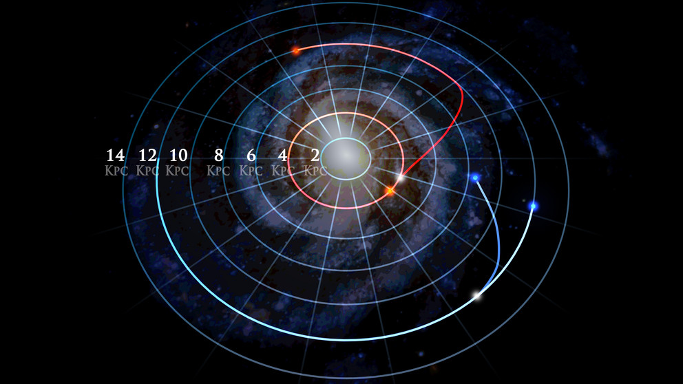 star map of milky way New Milky Way Map Reveals Stars In Our Galaxy Move Far From Home