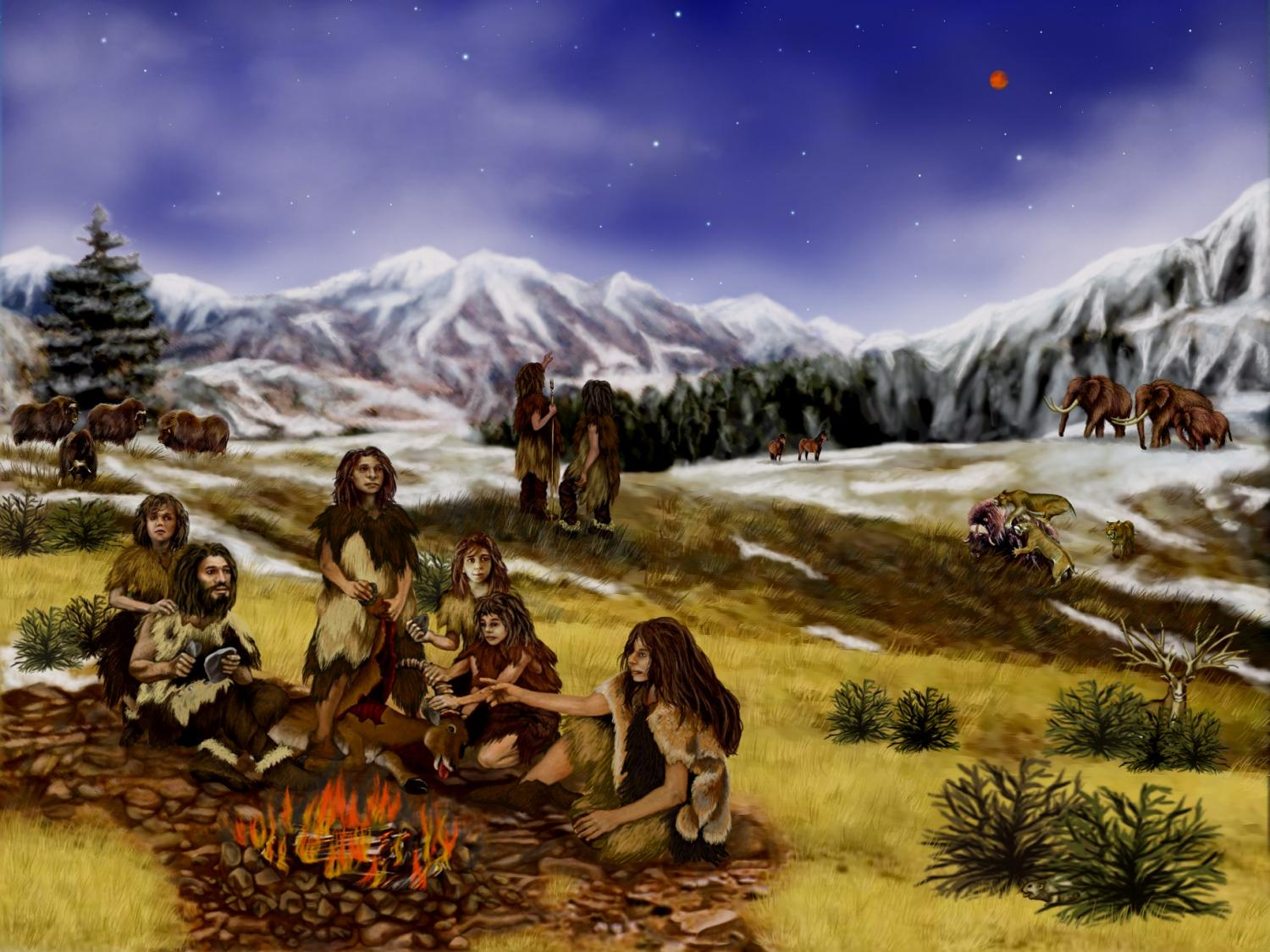 Neanderthal DNA contributes to genetic diversity, bringing more understanding to human evolution
