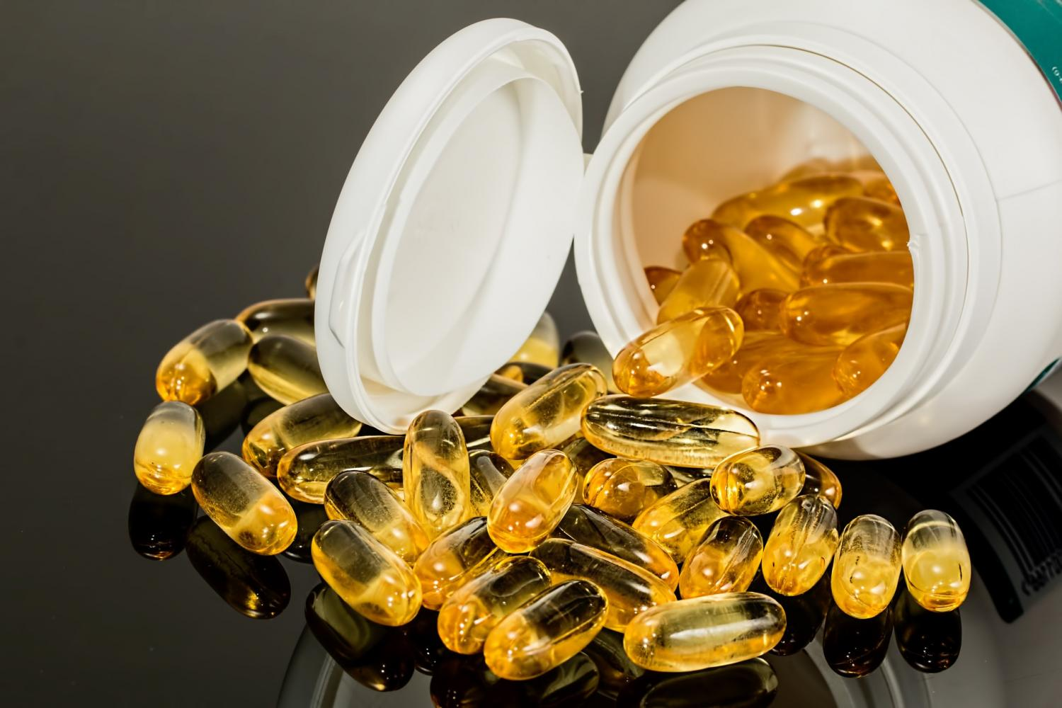 is fish oil good for dieting