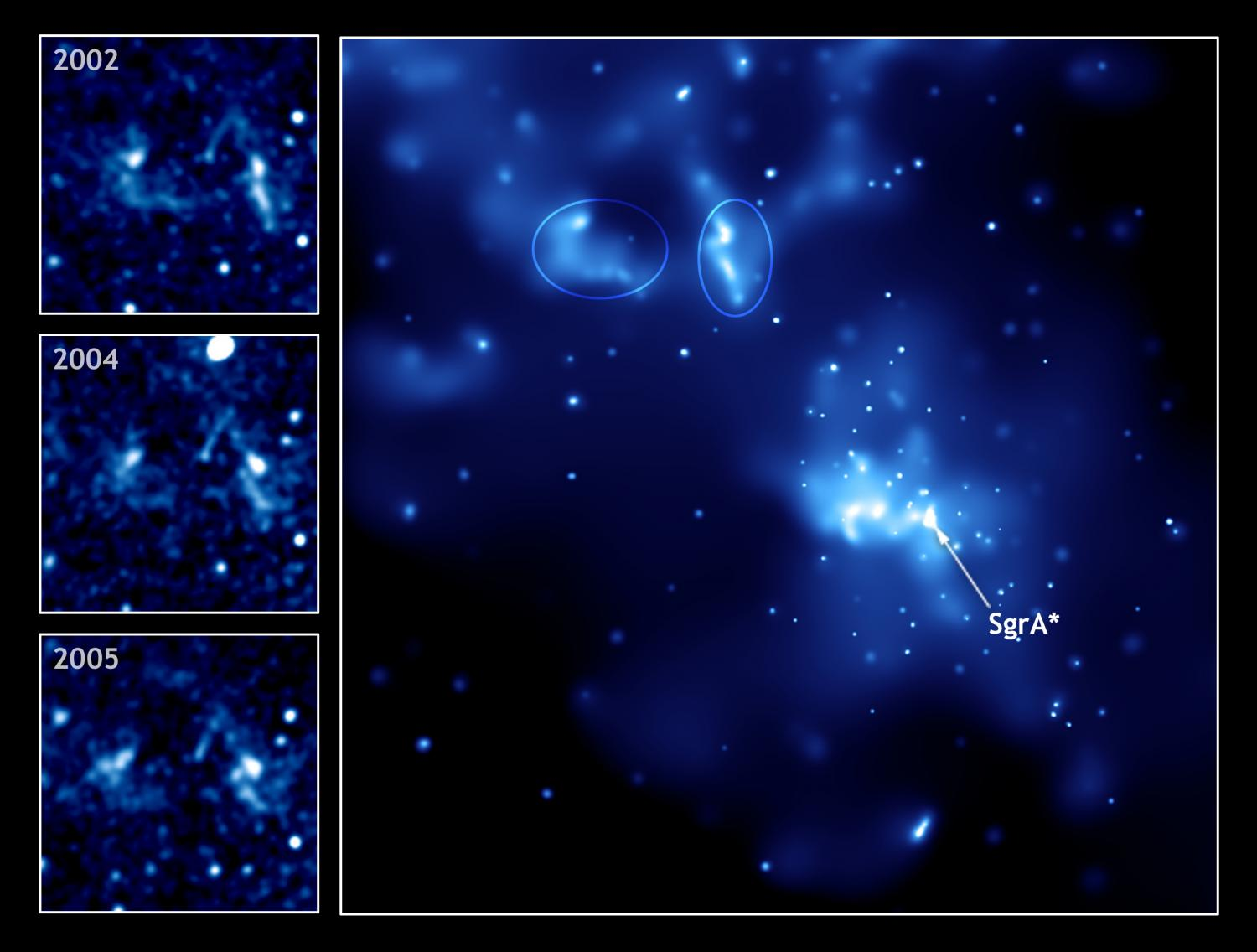 Innovative model provides insight into the behavior of the black hole at the center of our galaxy thumbnail