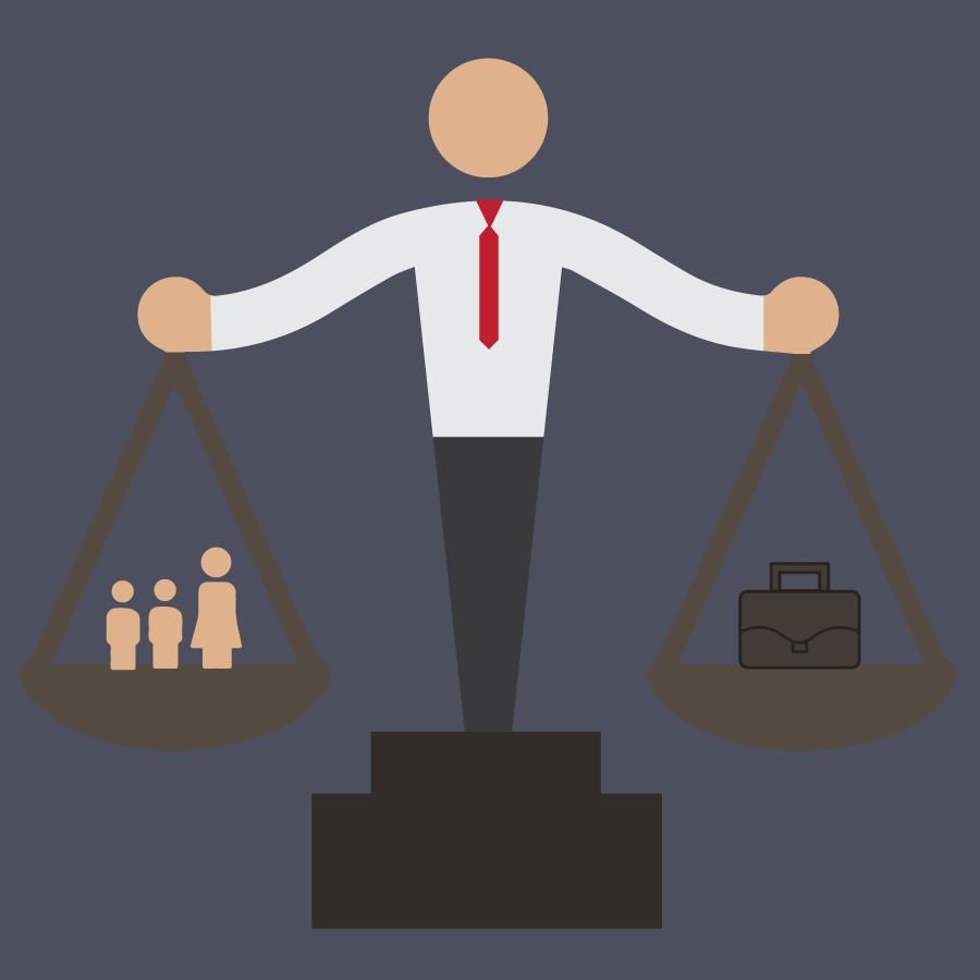 Work - life balance as working woman | by Heidra Eorgnam
