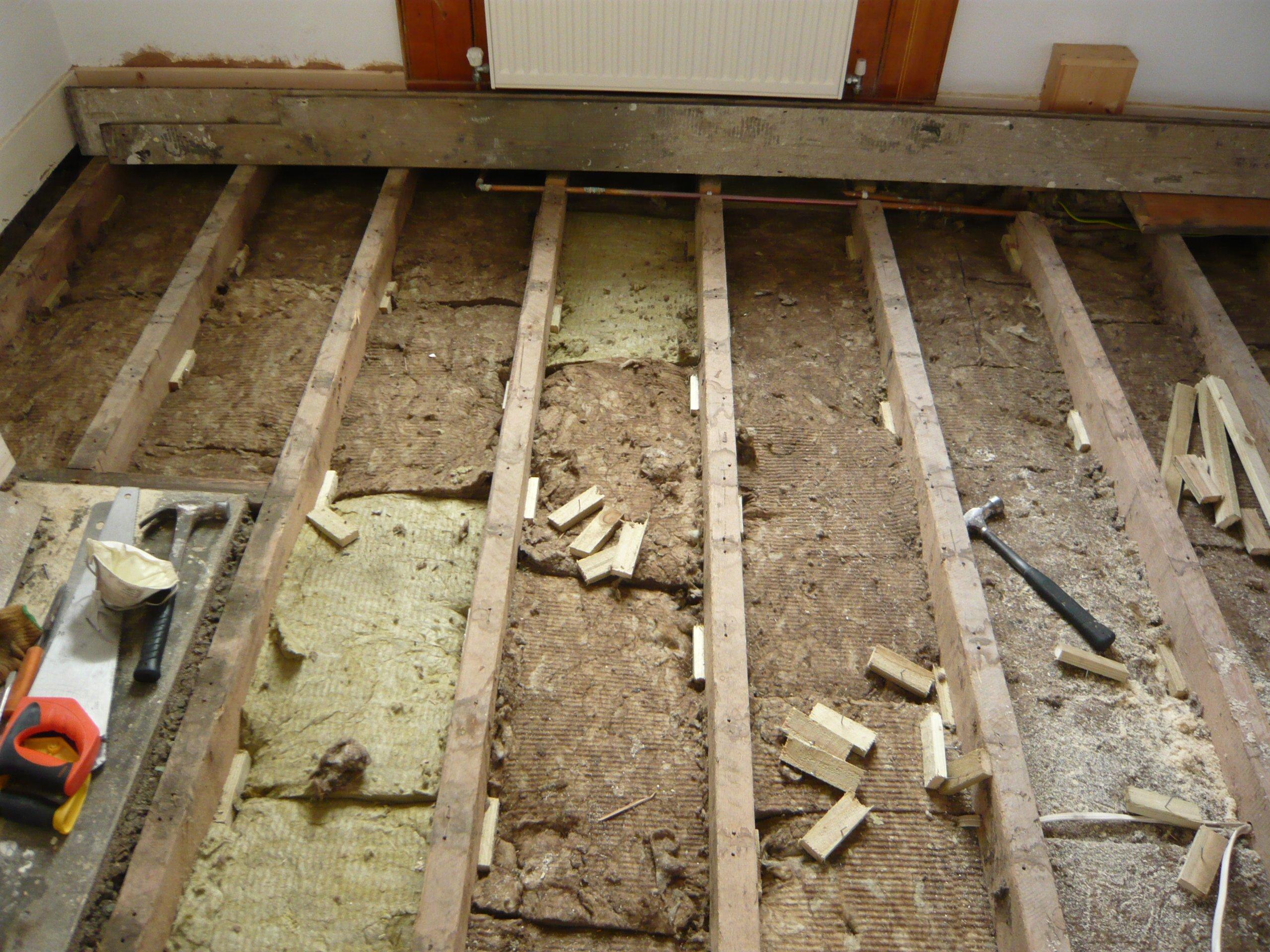 Ground Floor Insulation Can Reduce