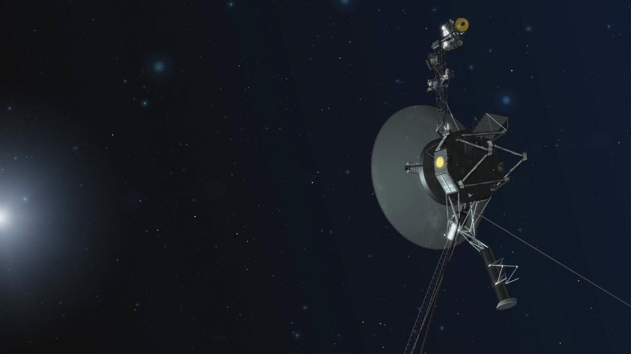 Voyager spacecraft still reaching for the stars and setting records after 40 years