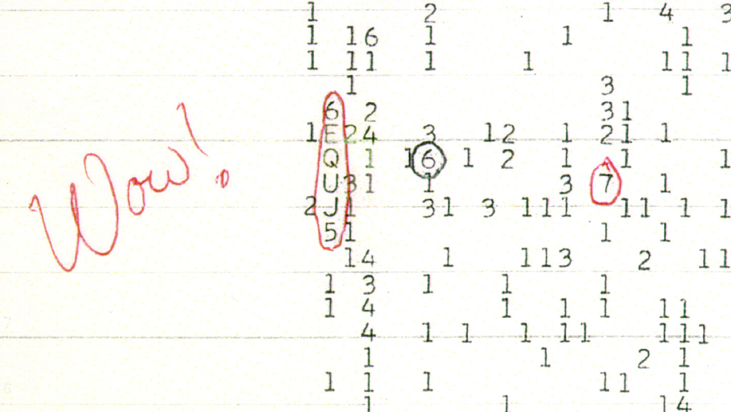 Amateur astronomer Alberto Caballero finds possible source of Wow! signal