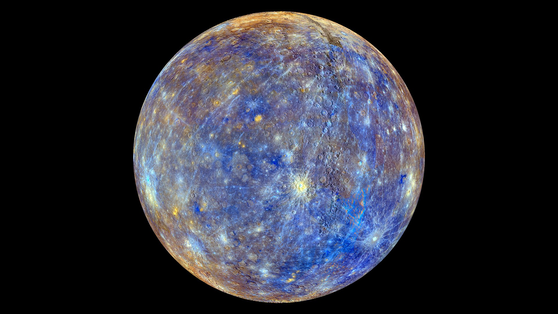 How did the Earth get its water? The answer might be found on Mercury