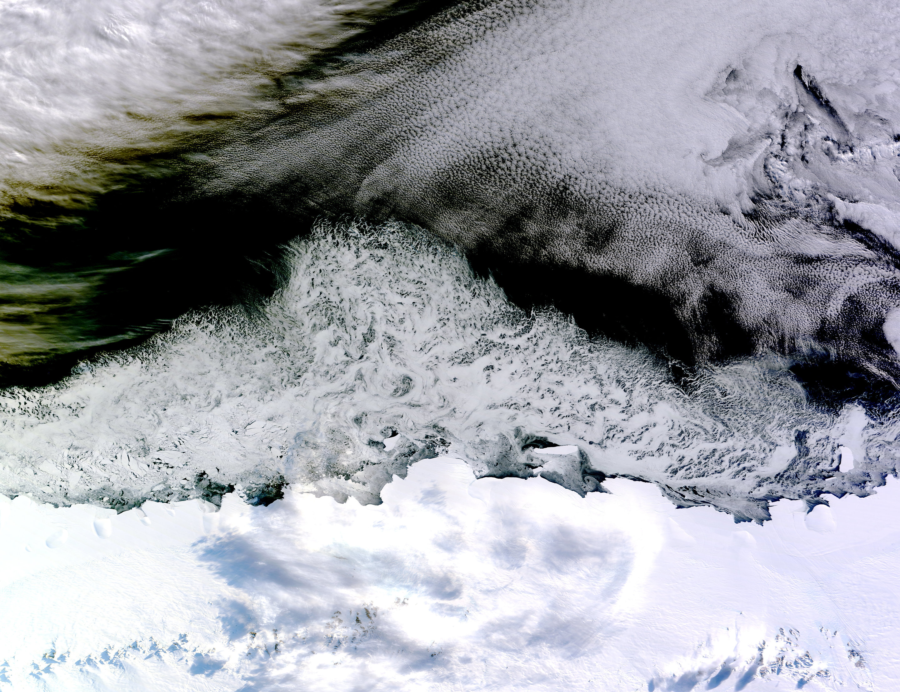 Satellite imagery is revolutionizing the world. But should we always trust what we see?