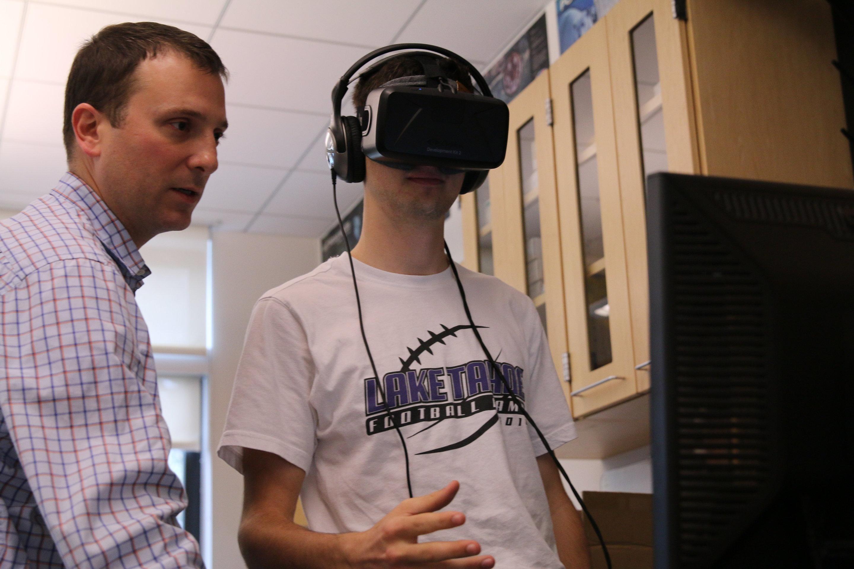 Virtual reality could serve as powerful environmental