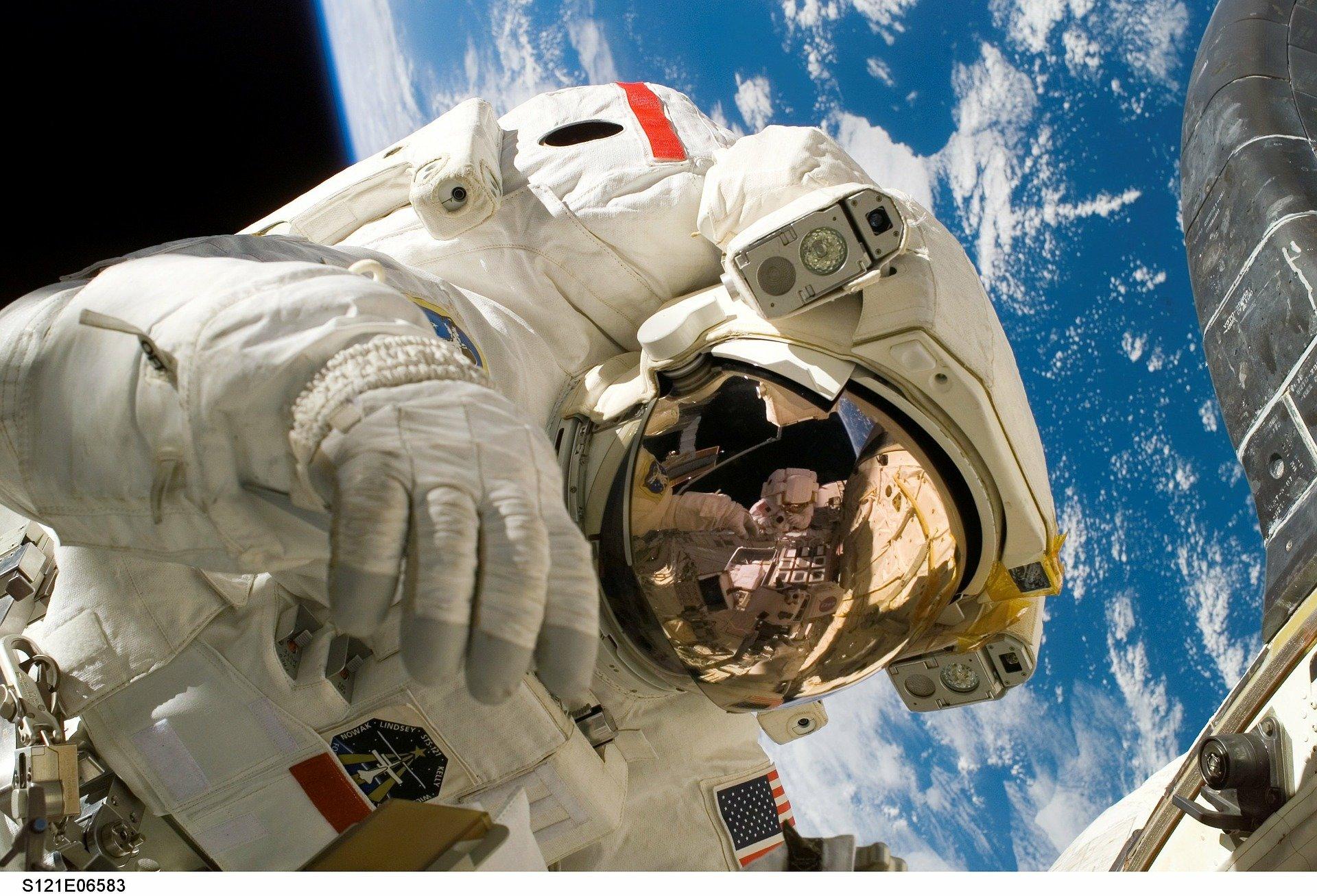 Microbiome alterations common in astronauts