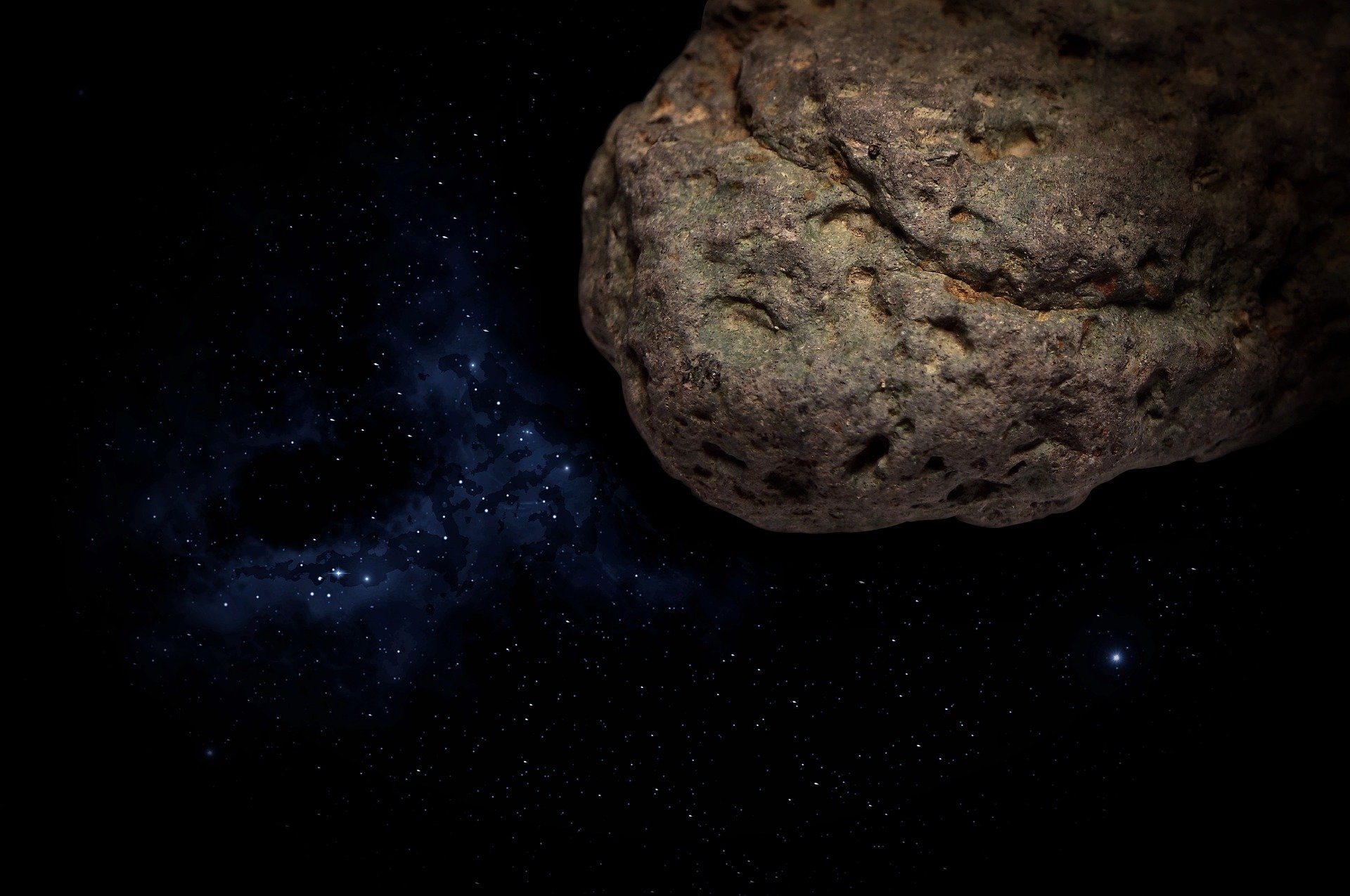 Evidence of water movement found in meteorites that only recently fell to Earth