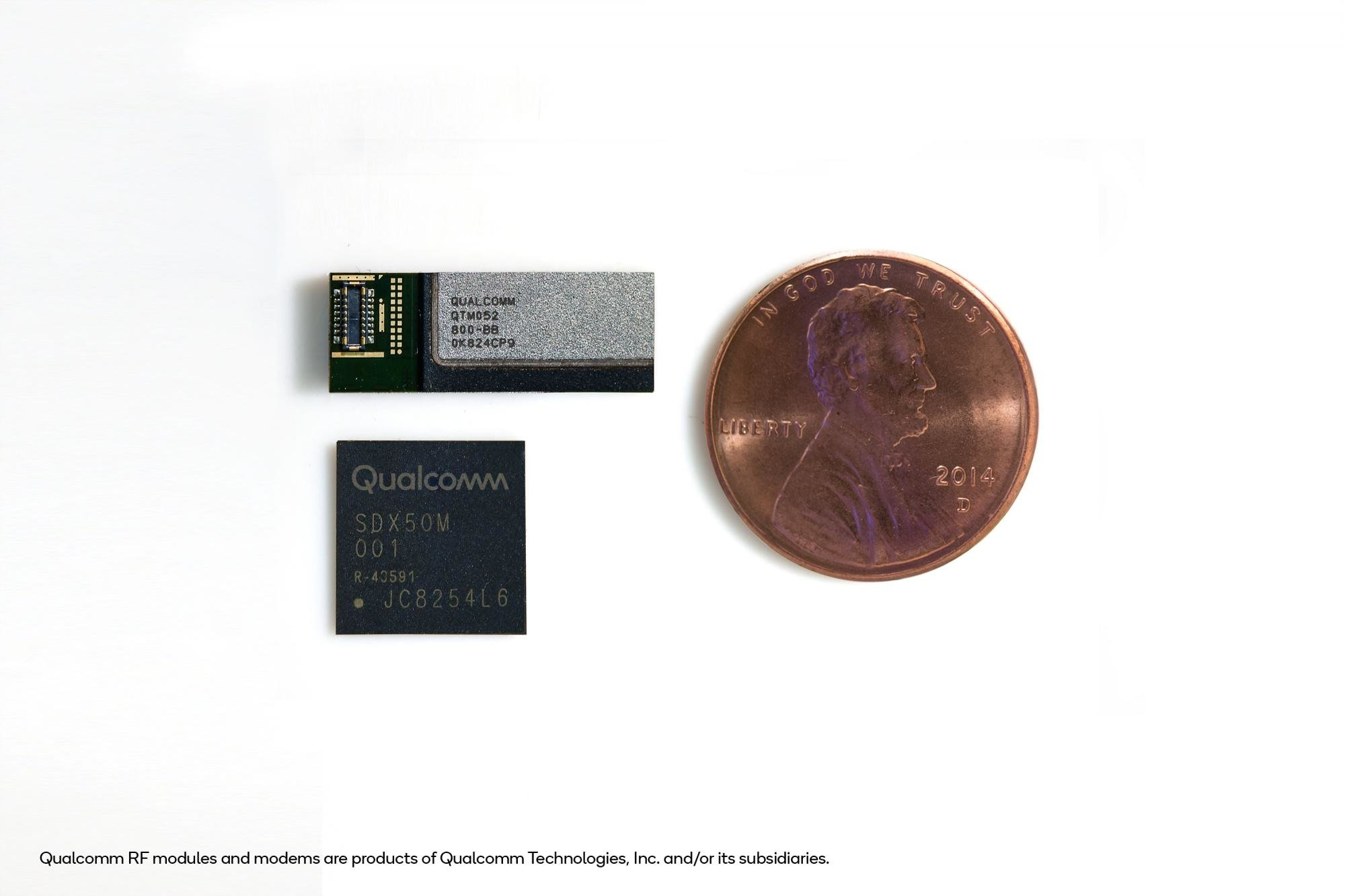 Qualcomm is packaging up 5G phones with antenna modules