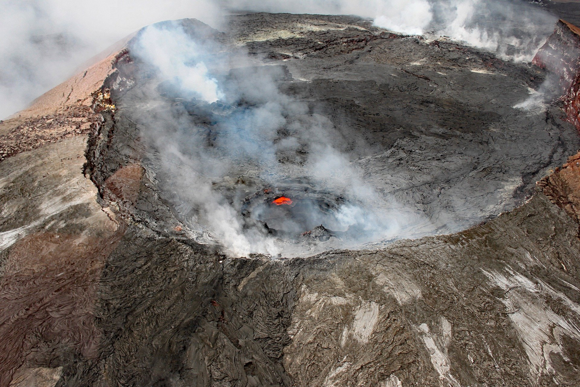 South American volcano showing early warning signs of 'potential collapse,' research shows