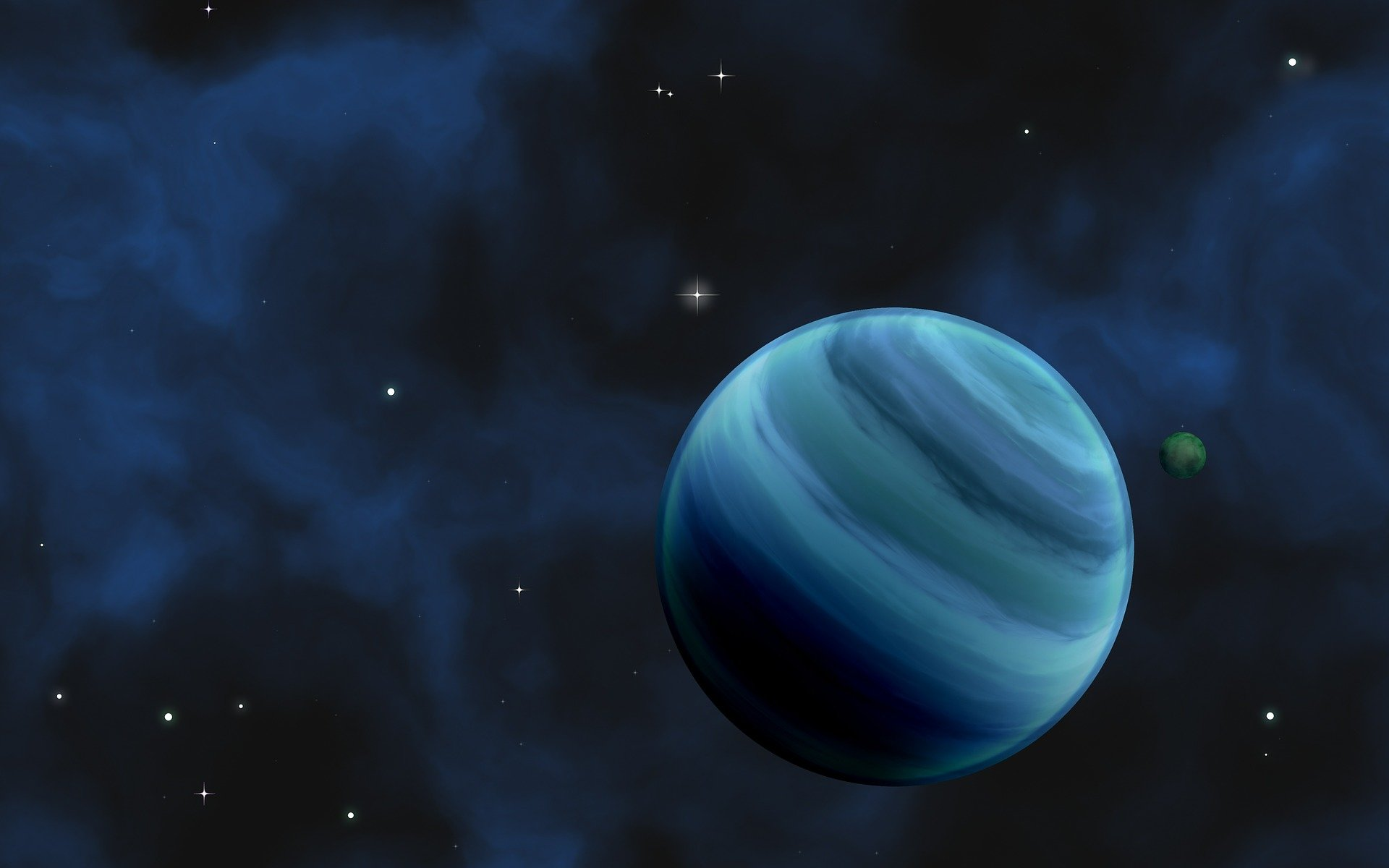 Some exoplanets may be able to see us, too