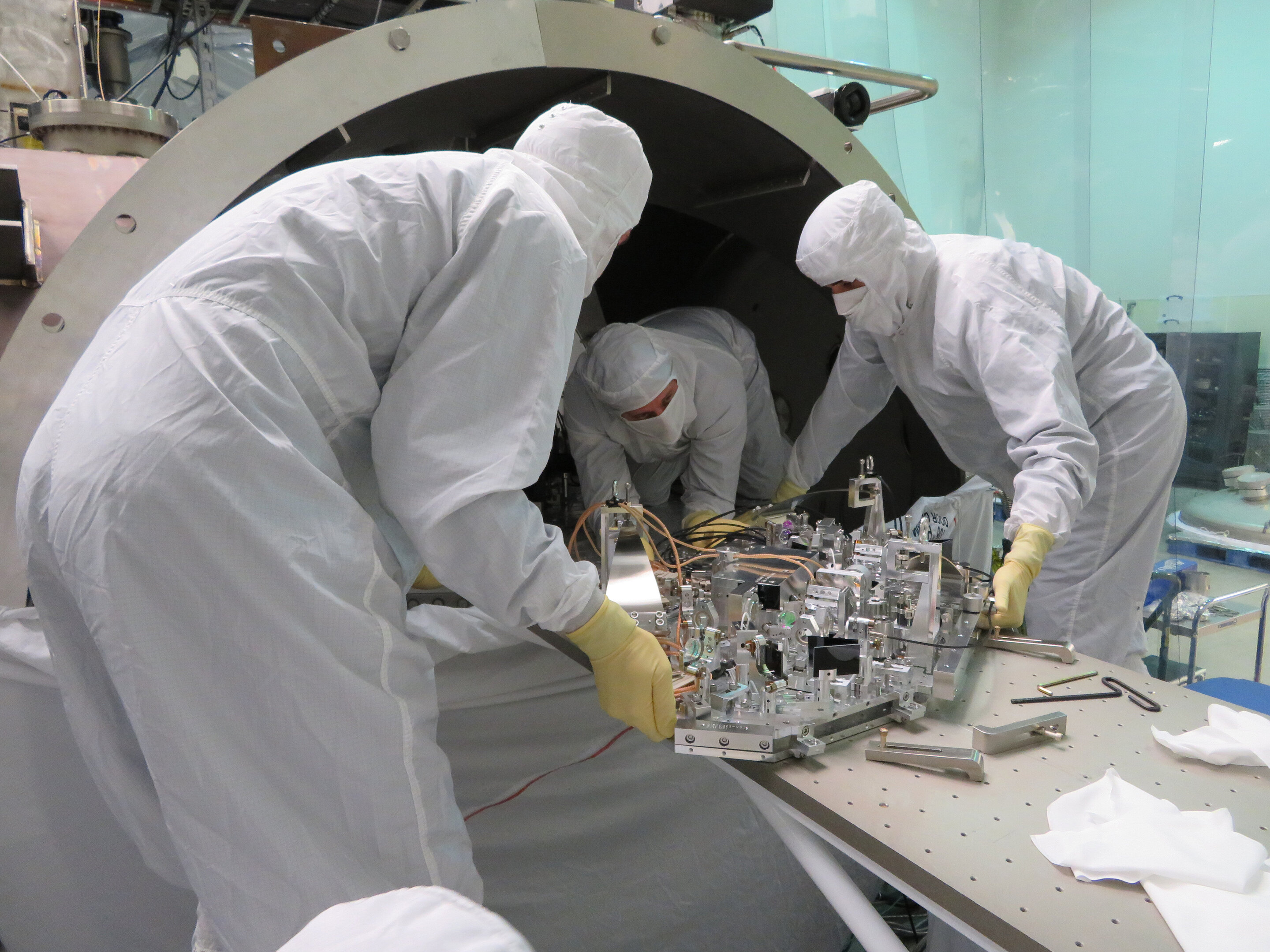 New instrument extends LIGO's reach