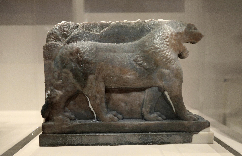 Ancient Gaia Statue 3-d printing recreates ancient sculpture destroyedisis