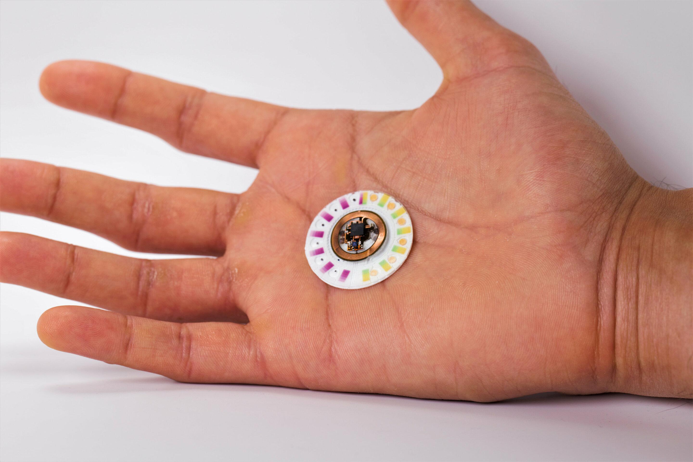 電池を必要としない皮膚パッチバイオマーカーセンサー