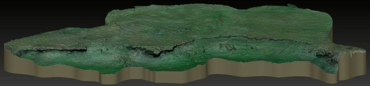 A Stone Age boat building site has been discovered underwater thumbnail