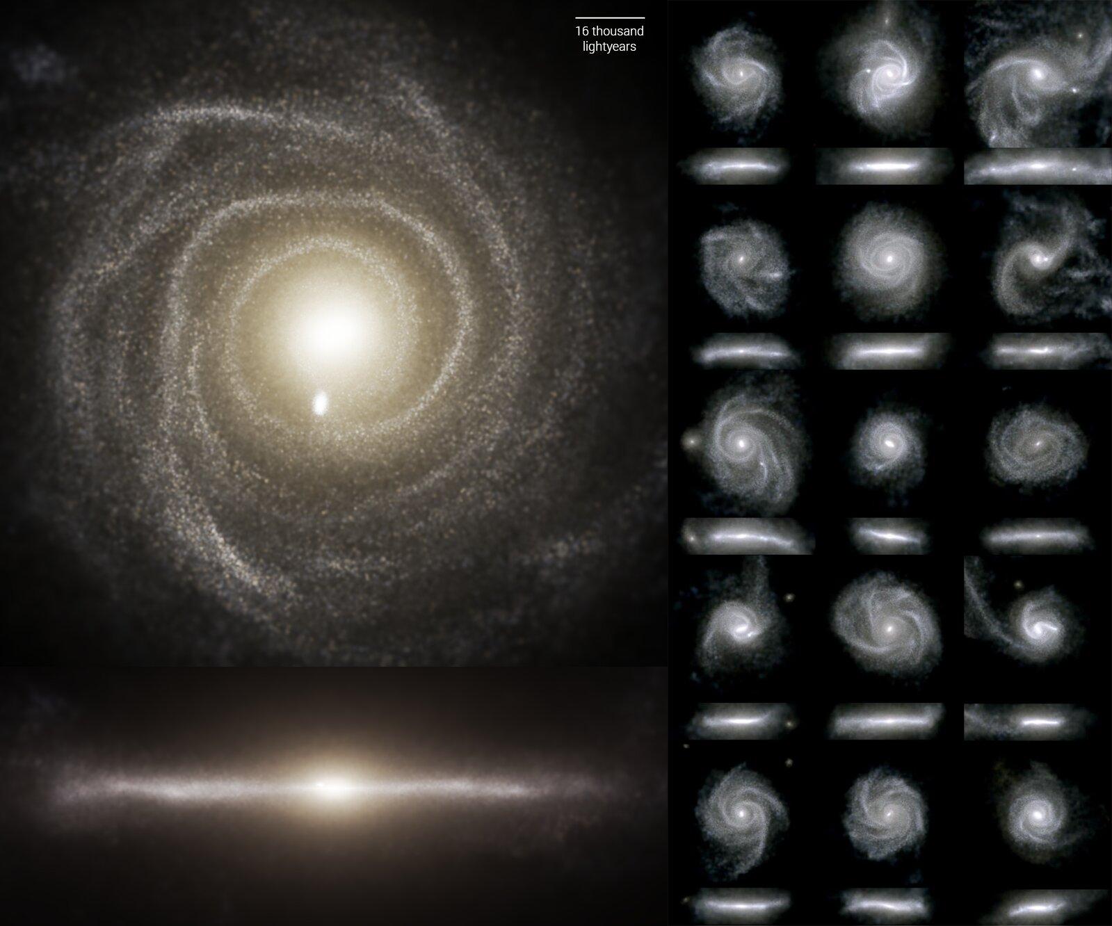 Aukštyn žvelgianti žmonija. Svarbiausi 2019 metų kosmoso įvykiai ir atradimai