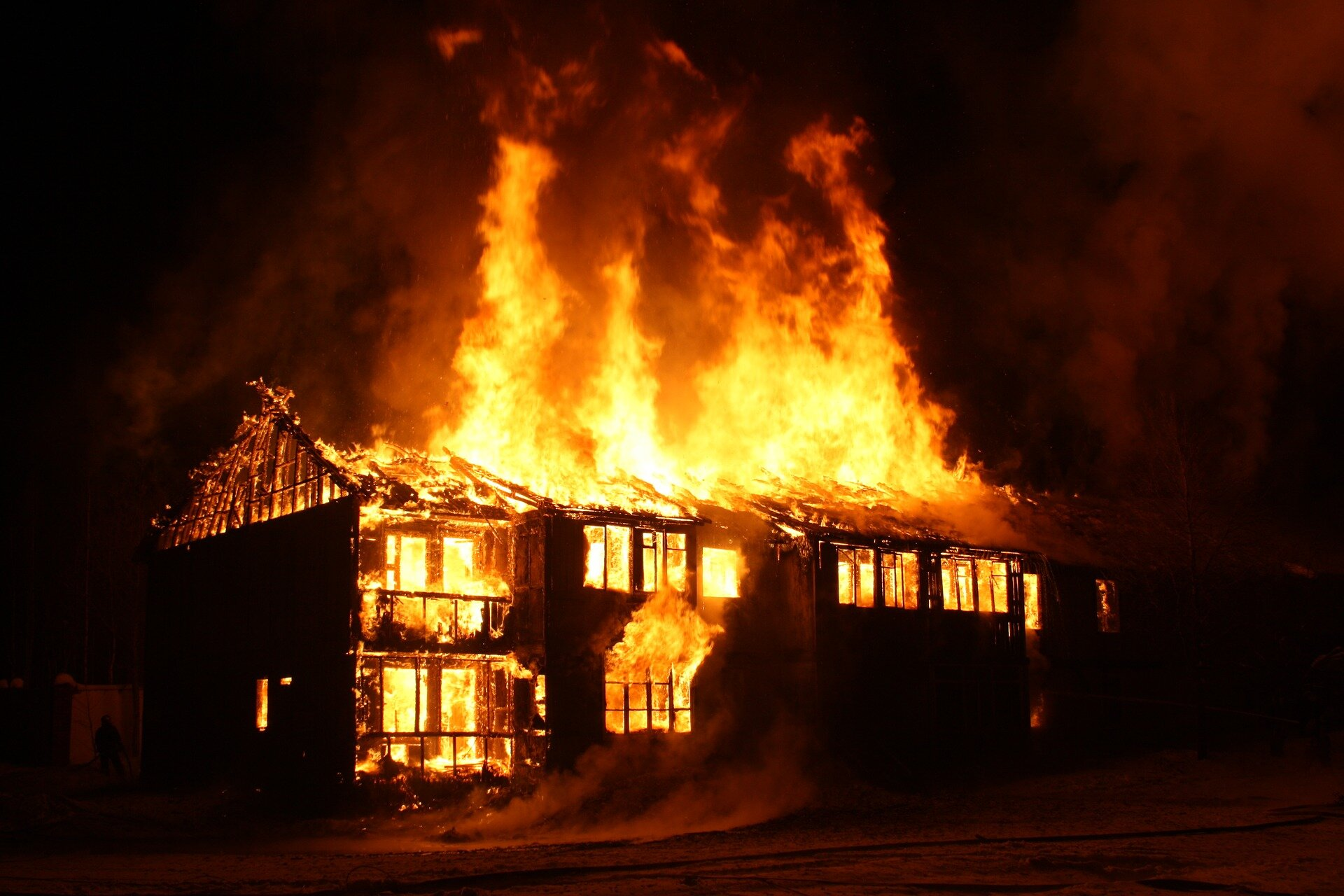 increasing fire protection through virtual reality