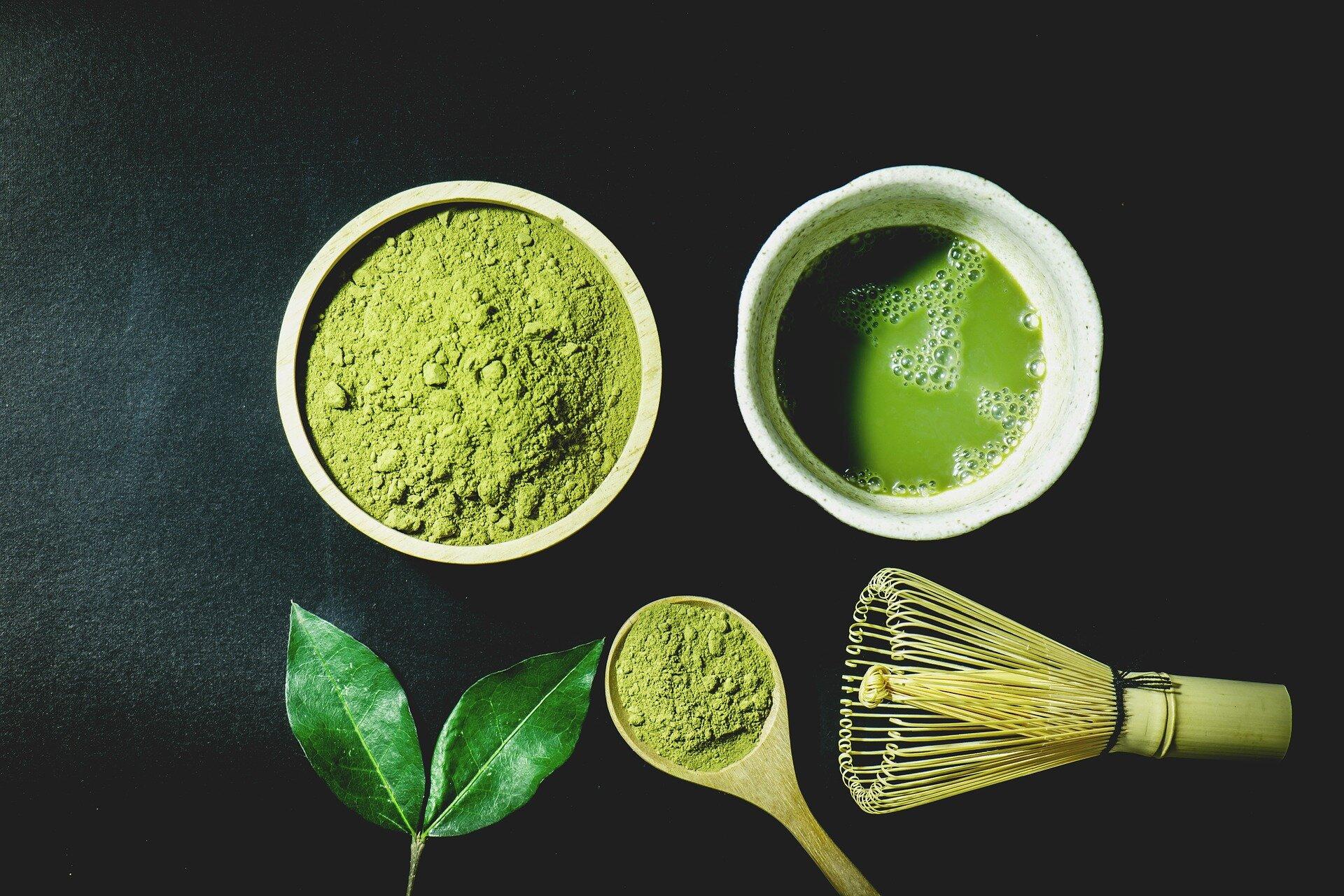 Image result for Matcha Tea