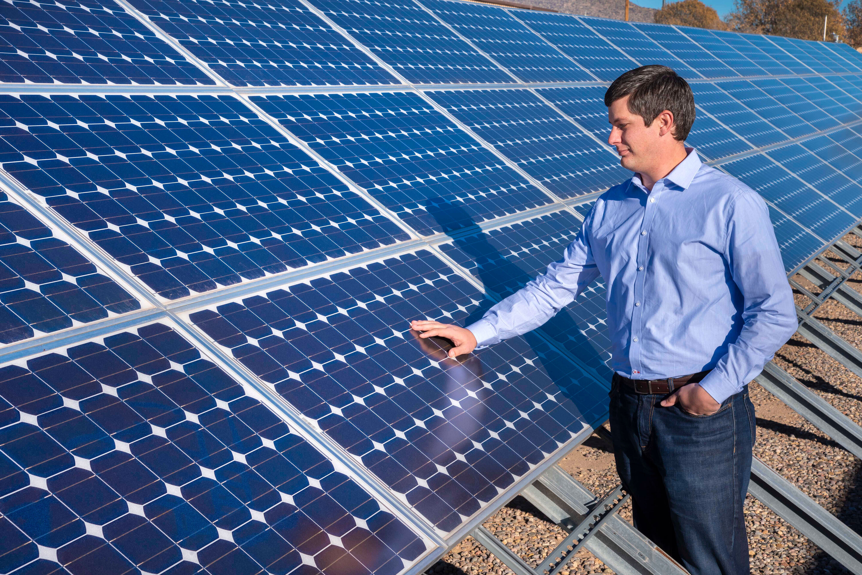 Rooftop solar panels get boost from tool that previews a year on grid in  minutes
