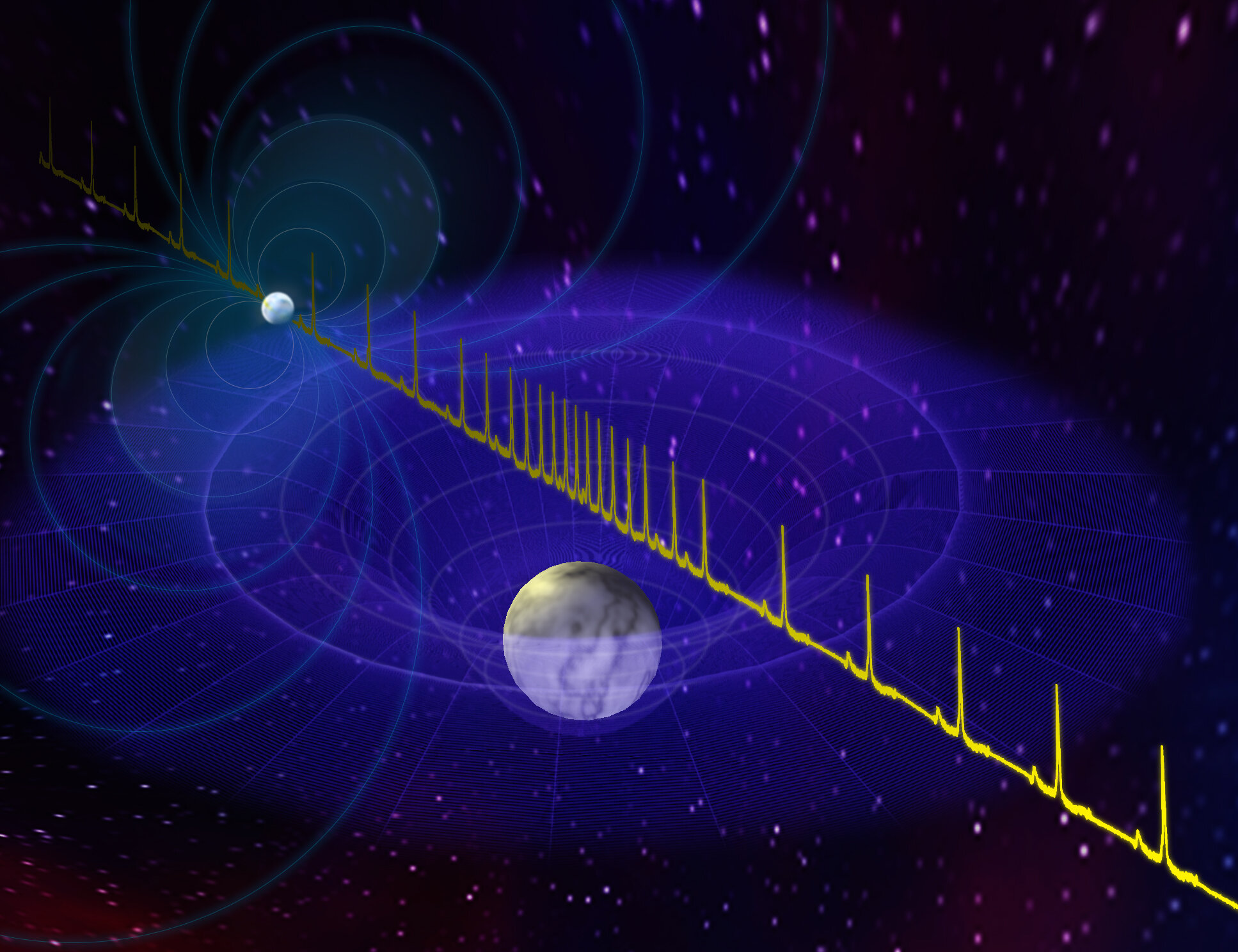 Astronomers detect the most massive neutron star ever measured