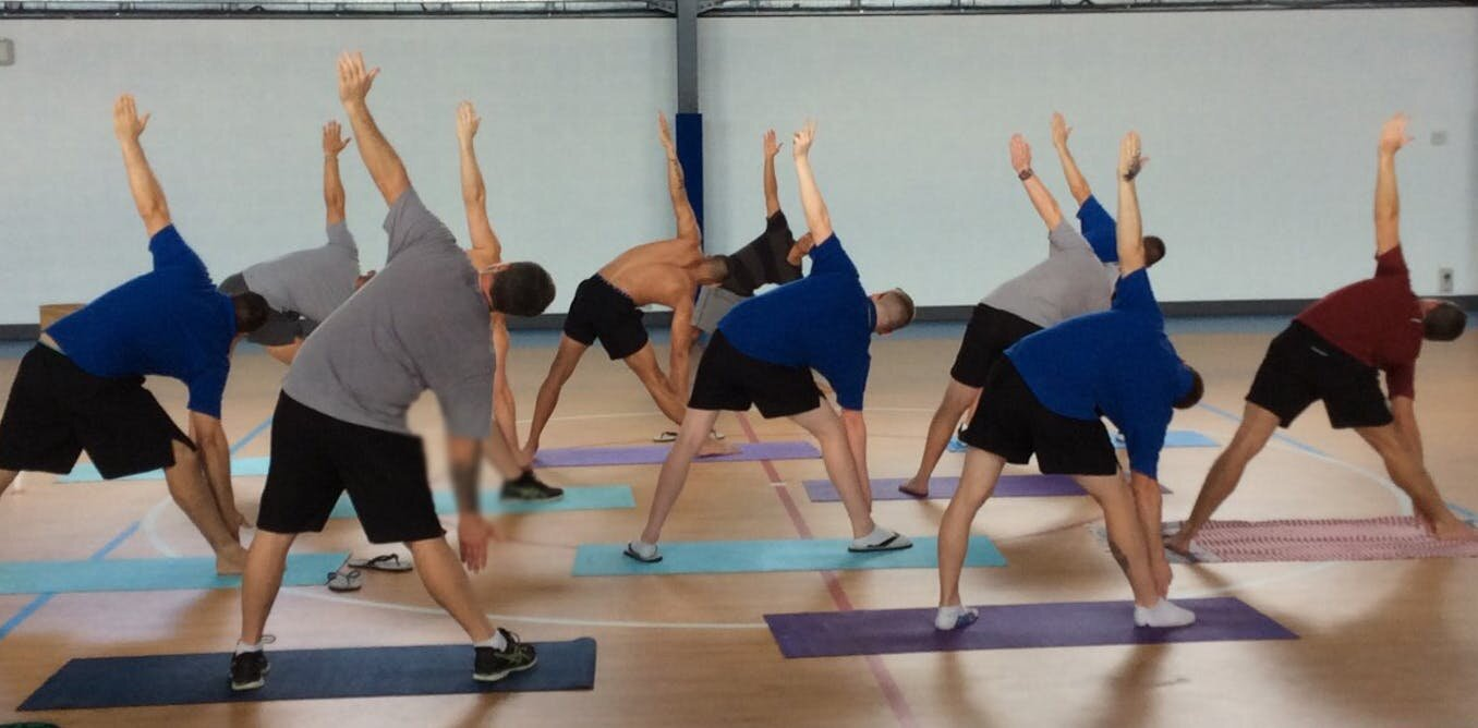 Yoga Can Improve The Lives Of Prisoners Study Finds