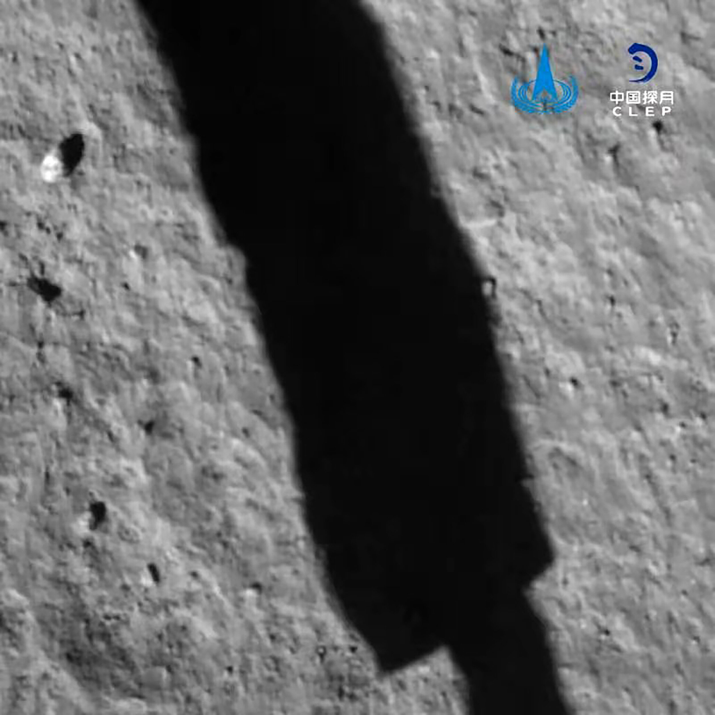 China spacecraft collects moon samples to take back to Earth