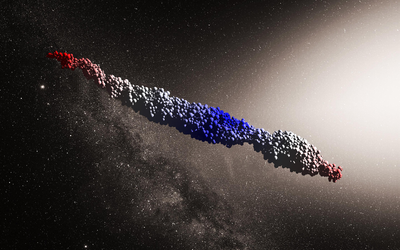 Güneş Sistemimizin İlk Ziyaretçisi Nasıl Oluştu?